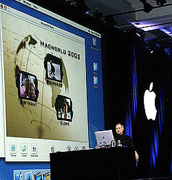 Free IPhoto announced by Steve Jobs